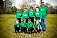 Eagles Flag Football 2017