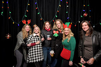 Black Bear Studios Christmas Party Photobooth