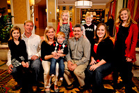 Lovingood & Rea Family Christmas Portraits