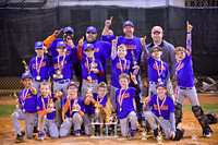 Hanahan Baseball Team pics 2017